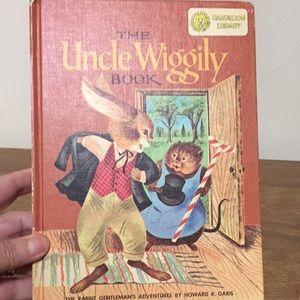 Vintage children's book The Uncle Wiggily Book ...